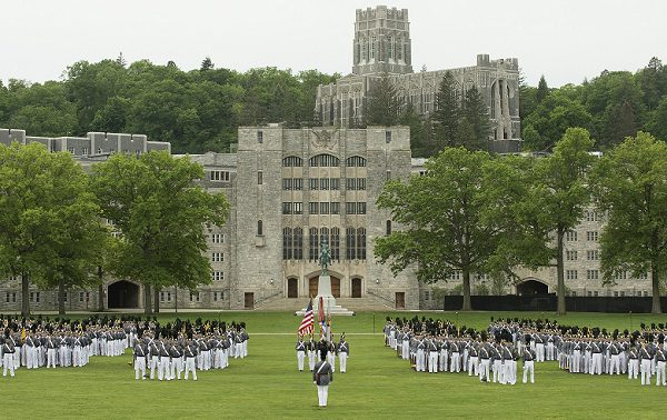 West Point is one of the military schools in New York