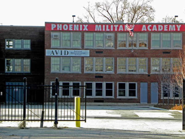 military high schools in chicago