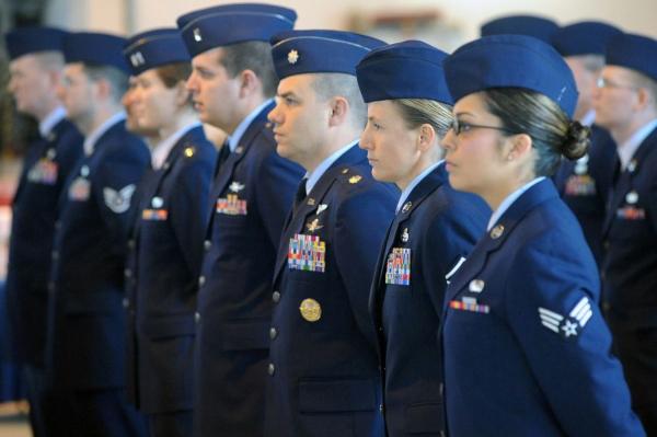 air force dresses