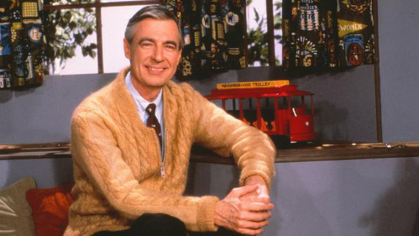 fred rogers military service