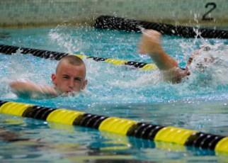 navy swim test