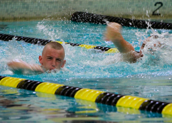 navy swim test