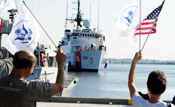 The Coast Guard understands the challenges of finding balance between military service and family