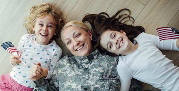 The military is supporting those who are pregnant in the military