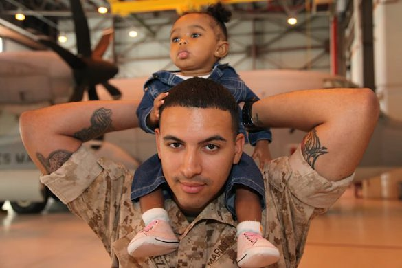 can you join the marines if you are a single parent