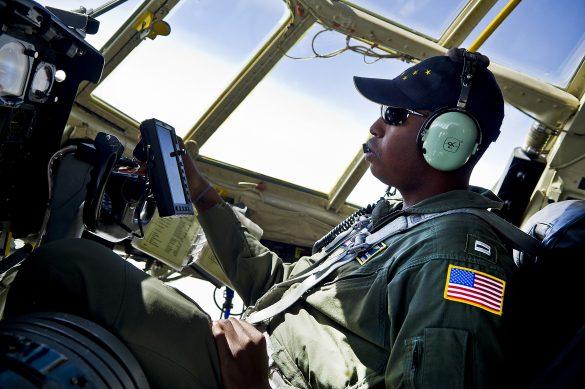 coast guard pilot vision requirements