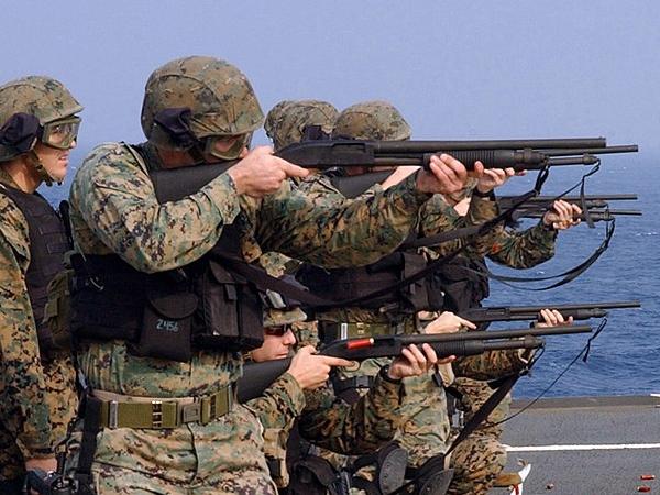 navy rifle qualification scores