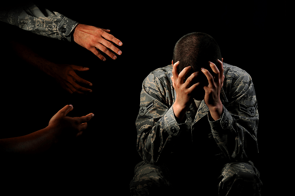 Airmen who may be suffering from depression have many resources available