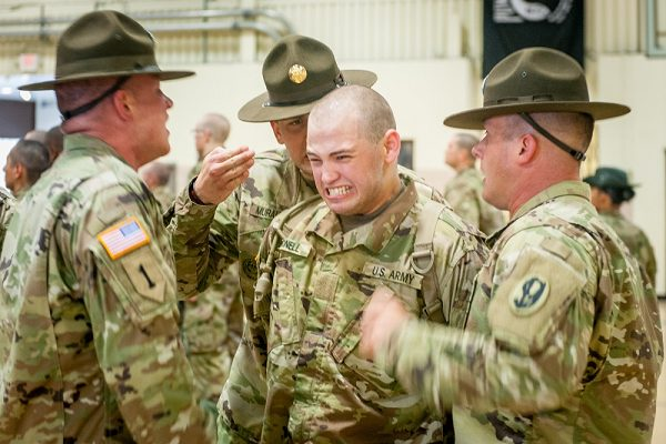 Before being trained as a recruit, you must meet Army requirements