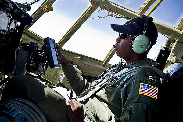 Coast Guard Pilots have to take aptitude tests