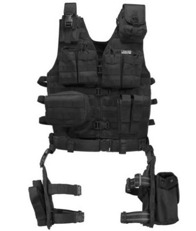 loaded gear vx-100 tactical vest