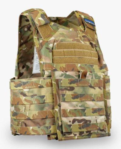premier body armor hawk plate carrier