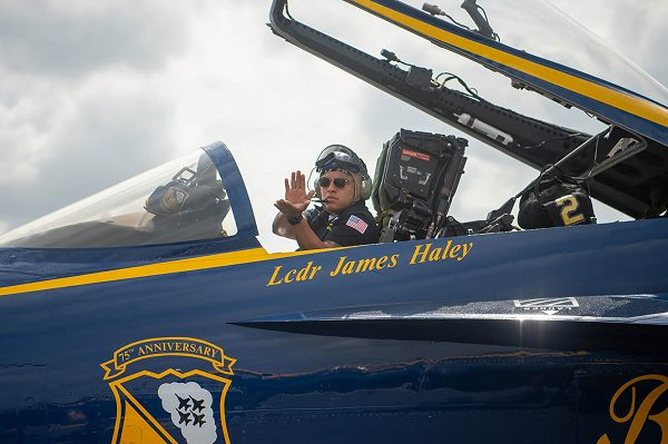 Blue Angels Pilot