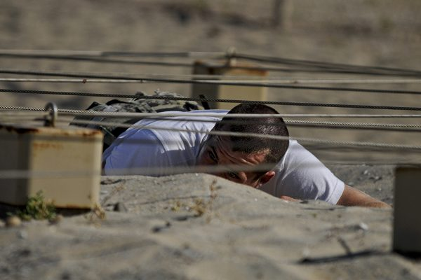 Navy SEAL training is tough for males and females