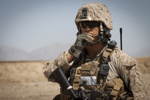 marine corps communications