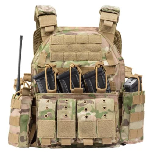 yakeda phantom modular tactical plate carrier