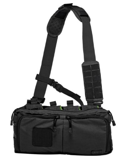 4 banger tactical messenger bag 5l