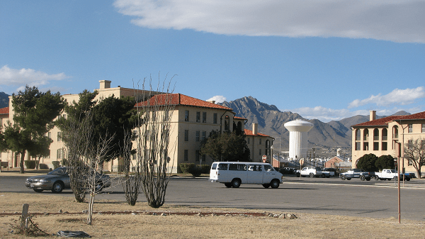 Fort bliss is one of the biggest military base