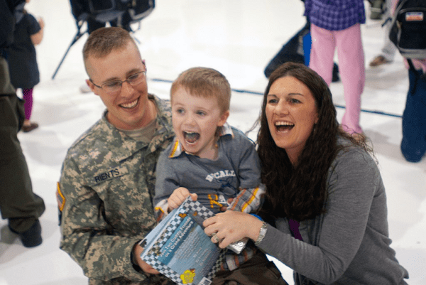 military spouse support groups help partners cope
