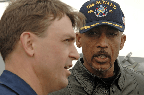 montel williams is a famous us marine