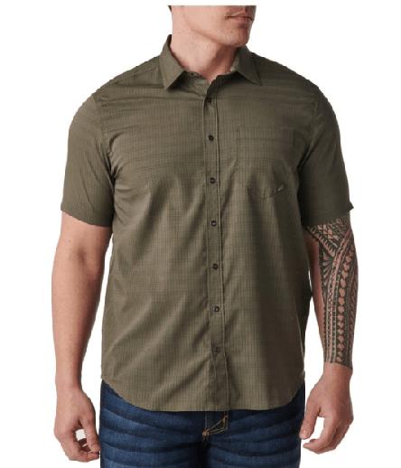 Aerial Short Sleeve Shirt