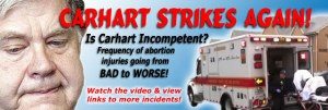 Videos:  911 Calls Confirm Carhart Nearly Killed One Abortion Patient, Seriously Injured Another