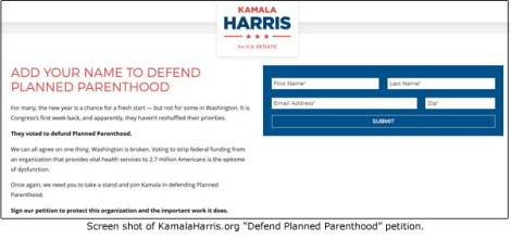 harris defendpp petition