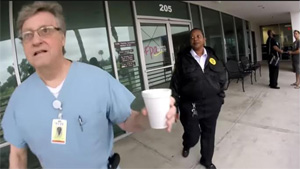 "Abortionist Filmed on ""Demonic Rant"" Fired from California Abortion Chain"