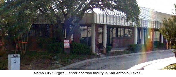 16 Of 17 Texas Abortion Facilities Including Planned
