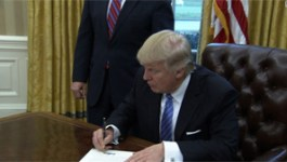 Promise Keeping: Trump Reinstates Mexico City Policy Defunding International Planned Parenthood