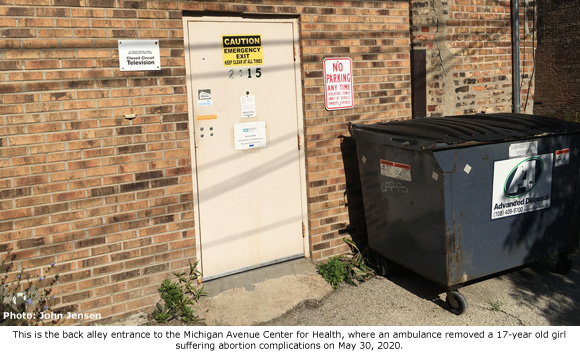 Teen Hospitalized after Abortion at Run-Down Chicago Abortion Mill