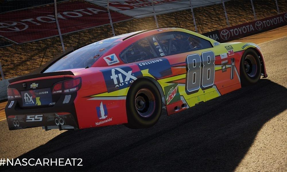 NASCAR Heat 2 Features Release Date News Screenshots