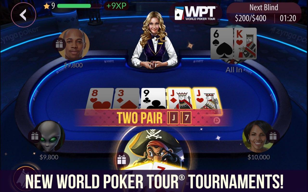 Poker Zynga Facebook