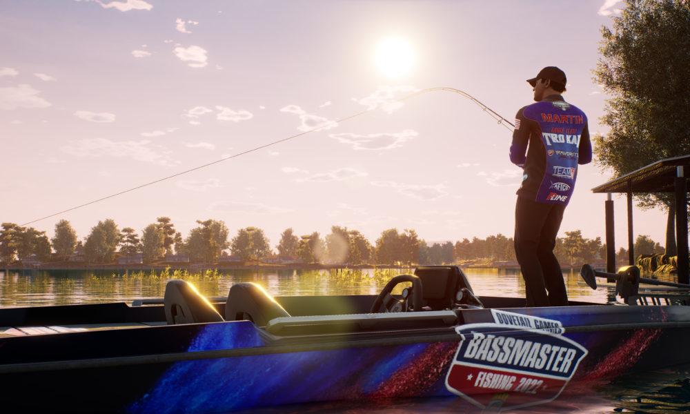 2022 Bassmaster fishing this fall launch
