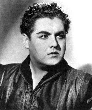 "Jussi"" Björling as Manrico"