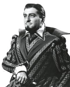 Robert Merrill as Don Carlo