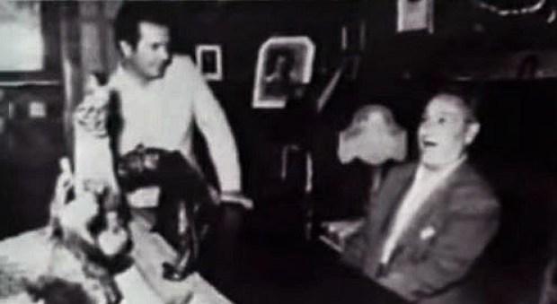 Franco Corelli and Giacomo Lauri-Volpi