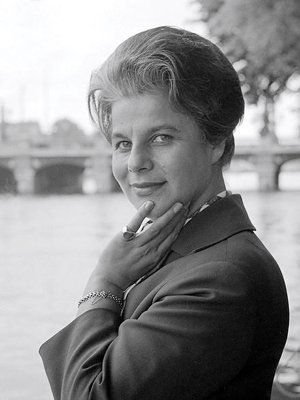 IRMGARD SEEFRIED IN 1962