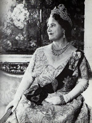 QUEEN MOTHER ELIZABETH