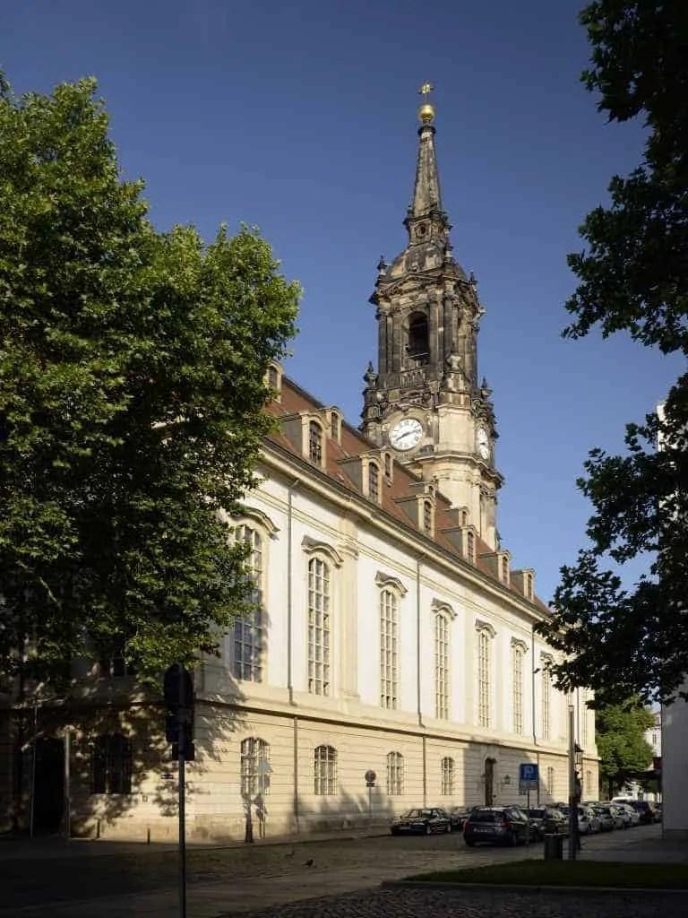 Dreikönigskirche in Dresden