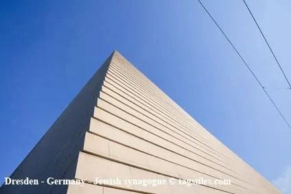 Dresdner Synagoge - Dresdner jüdische Gemeinde