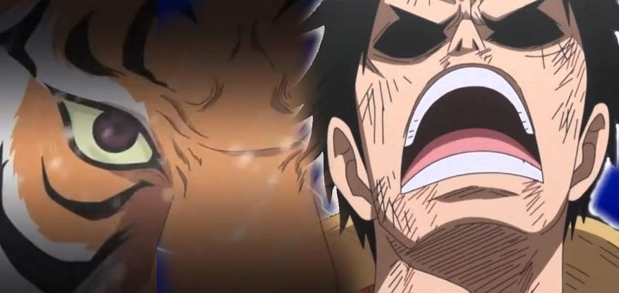 Luffy menyerang kaido dengan snakeman gear 4, yamato juga menyerang kaido diwaktu bersamaan. Luffy S New Gear 4 Form Vs Kaido One Piece