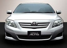 New model Toyota Altis Cruisetronic launched in Pakistan