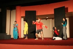 Western love saga hits stage with a Punjabi twist