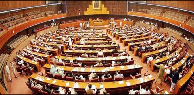 Number of seats in Pakistan National & Provincial Assemblies