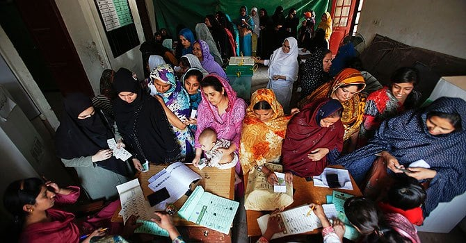 LAHORE: HRCP finds flaws in Pakistan polls
