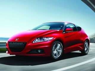 Honda launches CR-Z hybrid in Pakistan