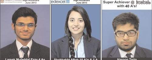 Pakistani student breaks world record