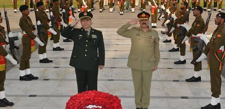 Pakistan-China's Emerging Military Ties