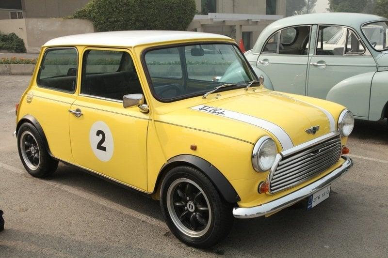 Classic Mini Cooper